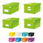 Leitz Click & Store Aufbewahrungsbox - A5