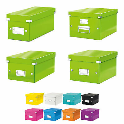 Leitz Click & Store Aufbewahrungsbox – A5