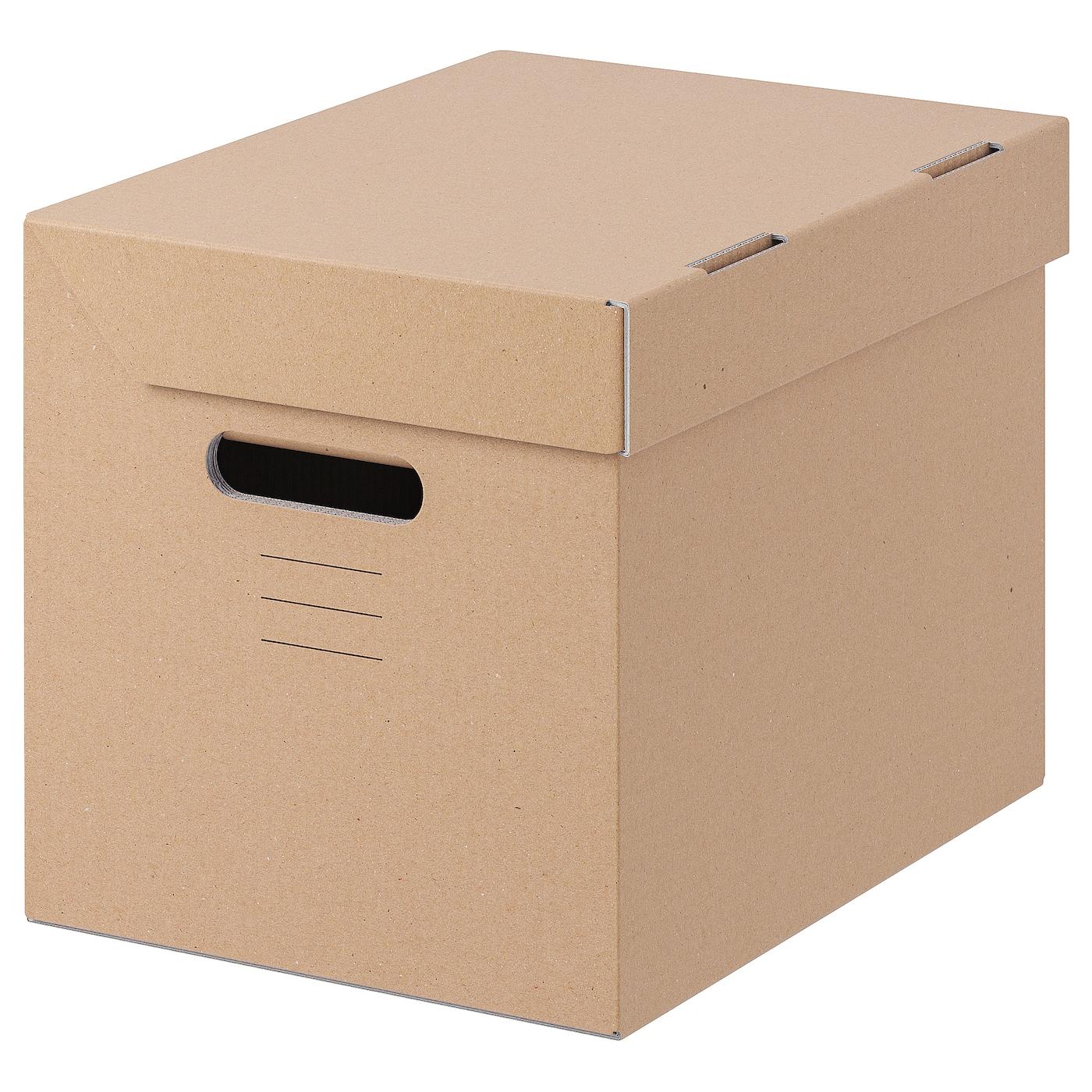 IKEA PAPPIS – Aufbewahrungsbox mit Deckel