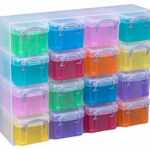 Really Useful Box 9 x 6,5 x 5,5 cm - 0,14l - 16er Set
