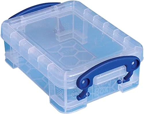 Really Useful Box 12 x 8,5 x 4,5 cm – 0,2l – 6er Set
