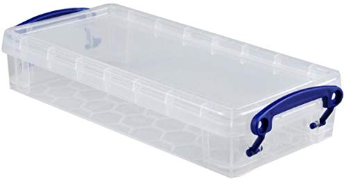 Really Useful Box 22 x 10 x 4 cm – 0,55l – 6er Set