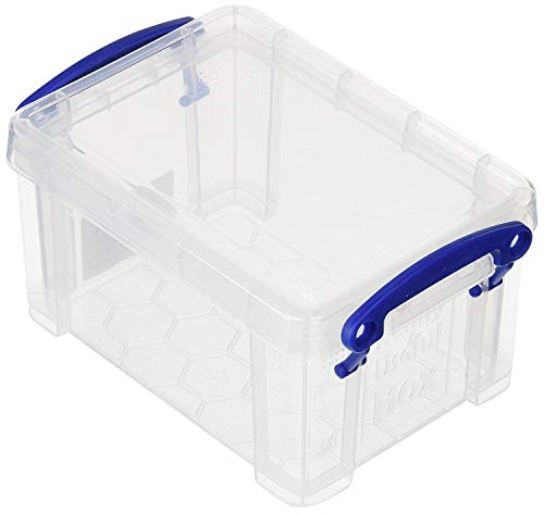Really Useful Box 15,5 x 10 x 8 cm – 0,7l – 6er Set