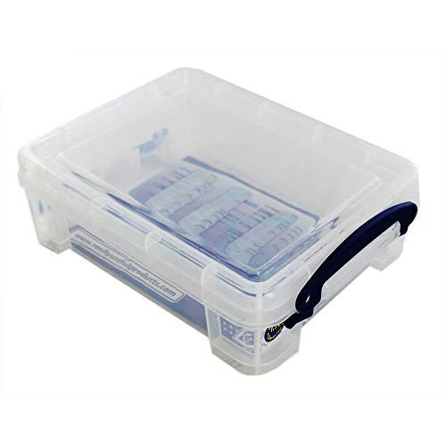 Really Useful Box 24,5 x 18 x 7,8 cm – 1,75l – 6er Set