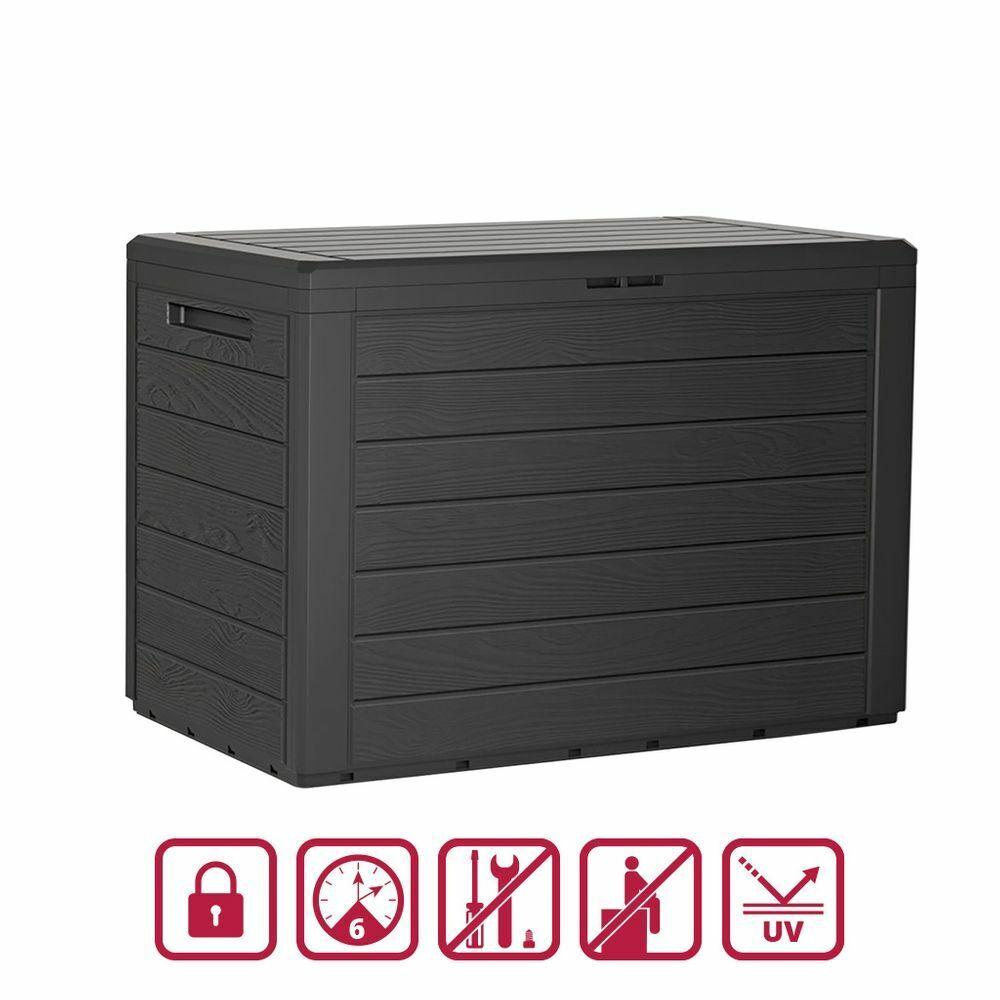 Kreher Kissenbox – 190 Liter