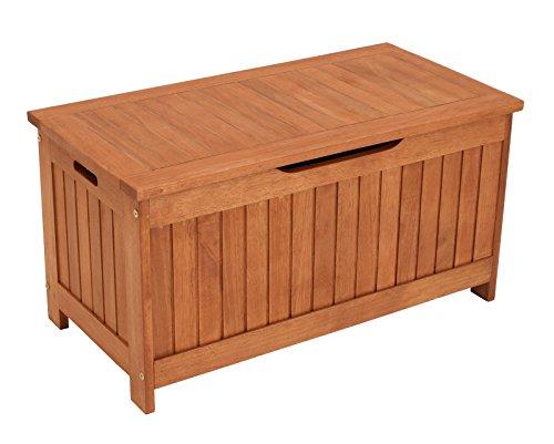 Kissenbox mit Deckel – Eukalyptus – 88 x 45 x 45 cm