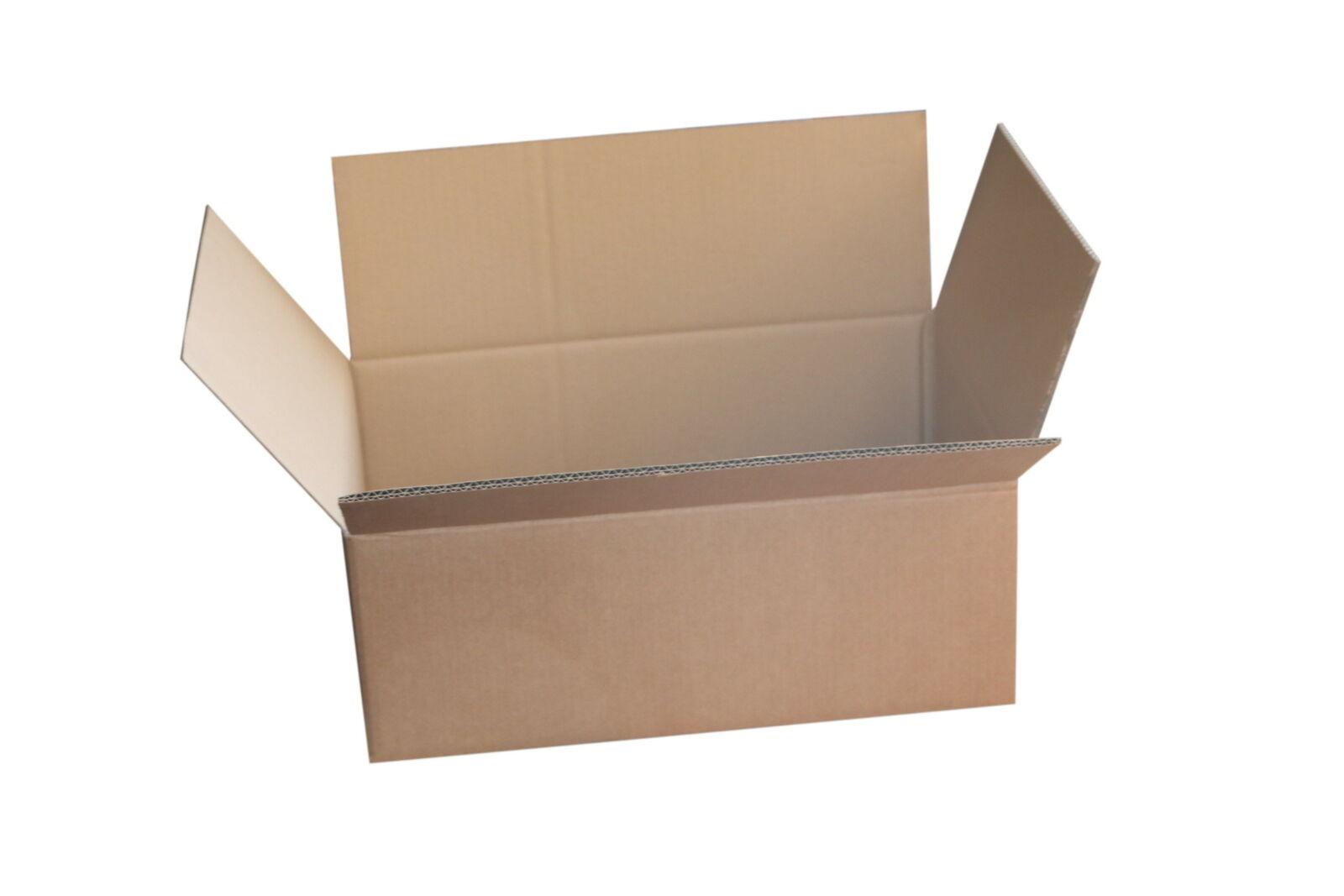 Kartons für Bücher oder Umzug – 10 Stück