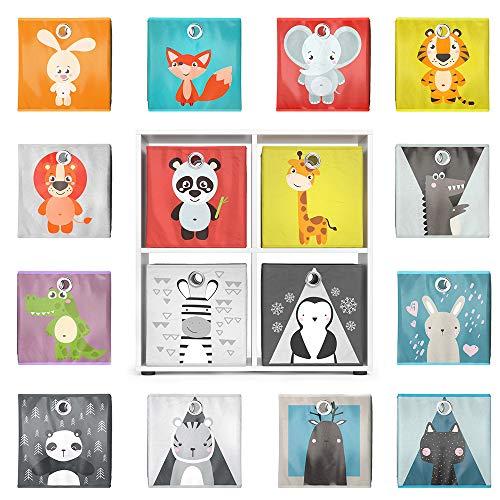 Vicco Faltbox für Kinder – 2er Set