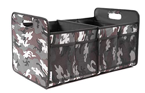stuff from above® Kofferraumtasche in Camouflage
