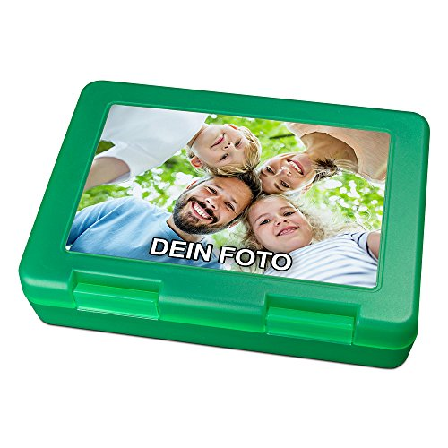 PhotoFancy® – personalisierte Brotdose mit Foto