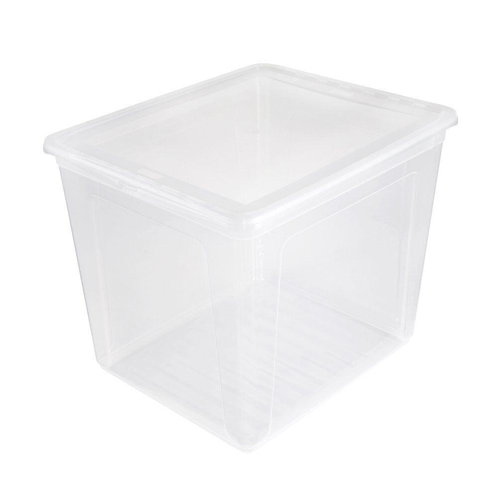 keeeper Bea Aufbewahrungsbox mit Deckel und Air Control System – 39 x 33,5 x 35 cm