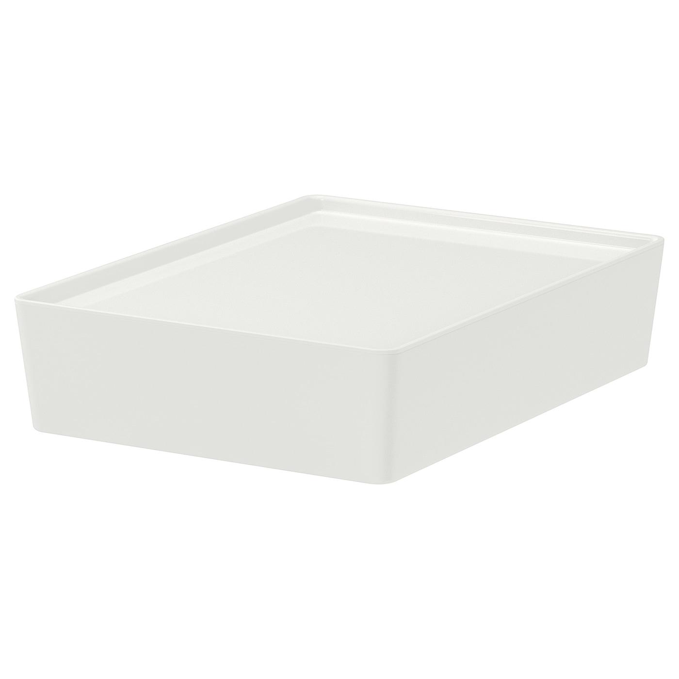 IKEA KUGGIS Box mit Deckel – groß