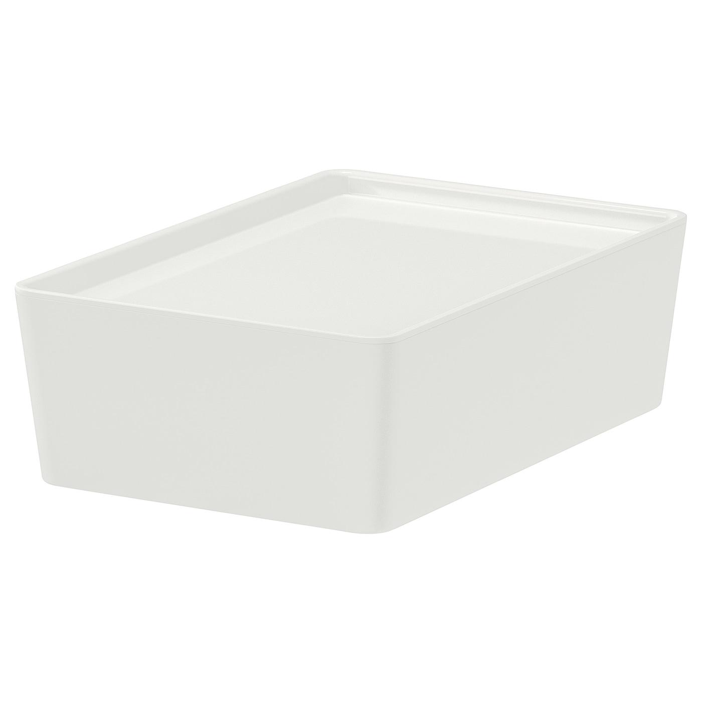 IKEA KUGGIS Box mit Deckel – klein