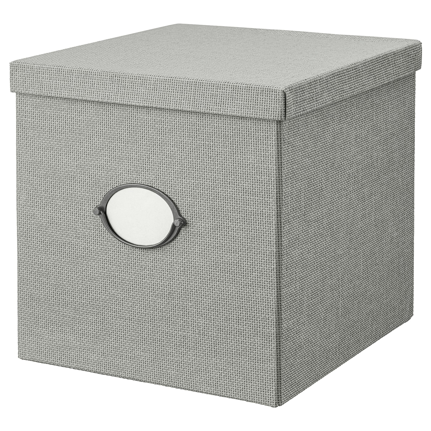 IKEA KVARNVIK Kasten mit Deckel – 35 x 32 x 32 cm