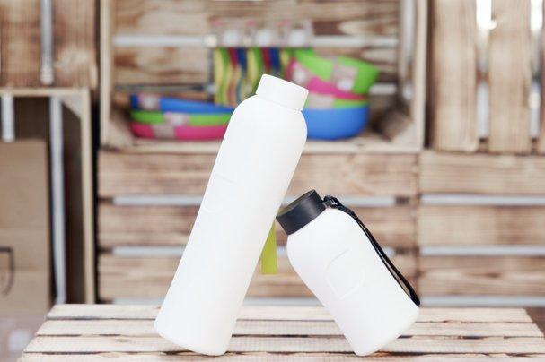 Crowdfunding: die erste Trinkflasche aus nachwachsenden Rohstoffen