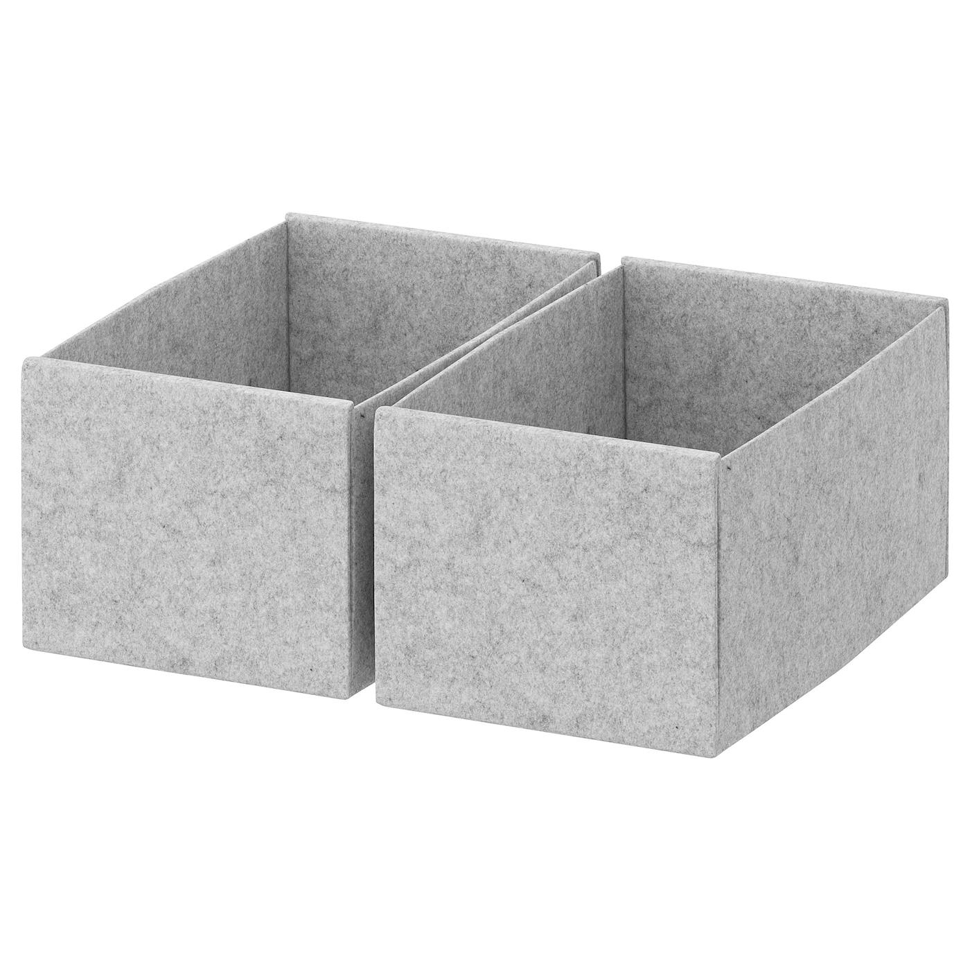 KOMPLEMENT Box – 27 x 15 x 12 cm – 2er Set