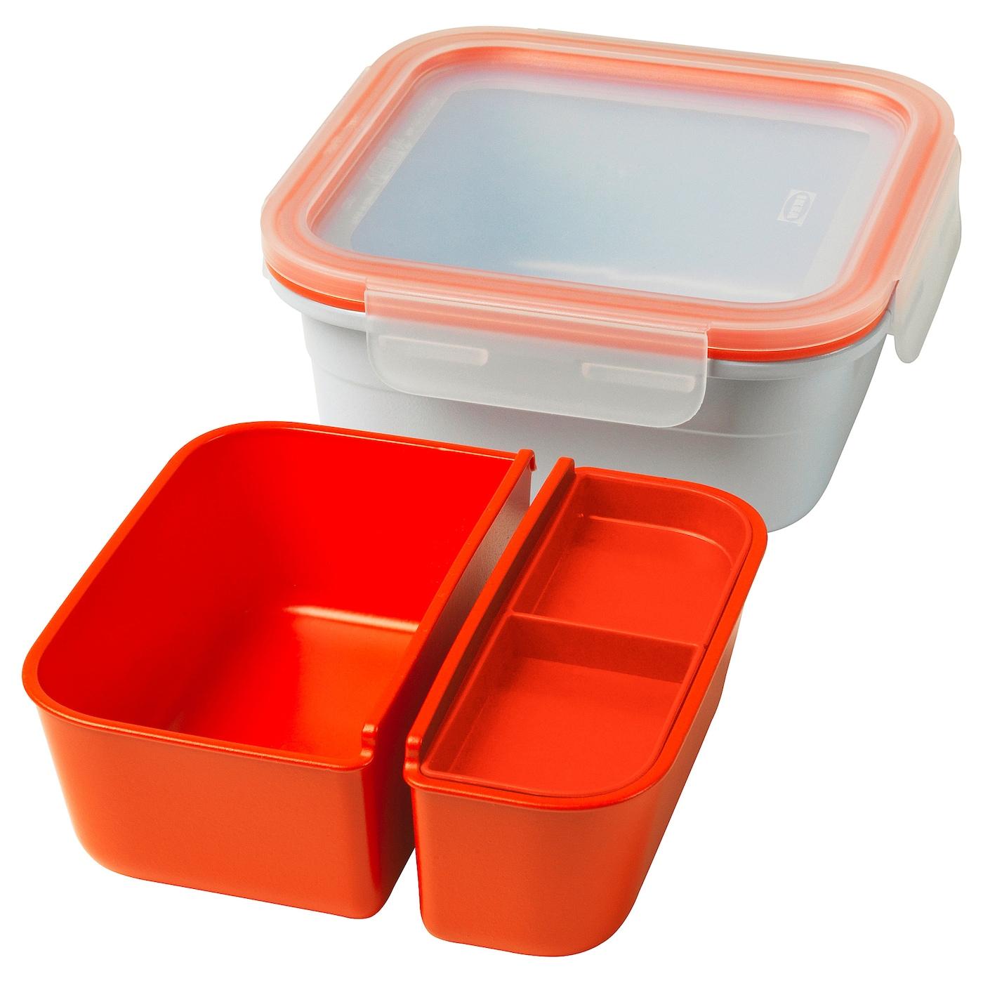 IKEA 365+ Lunchbox mit Einsätzen – 750 ml