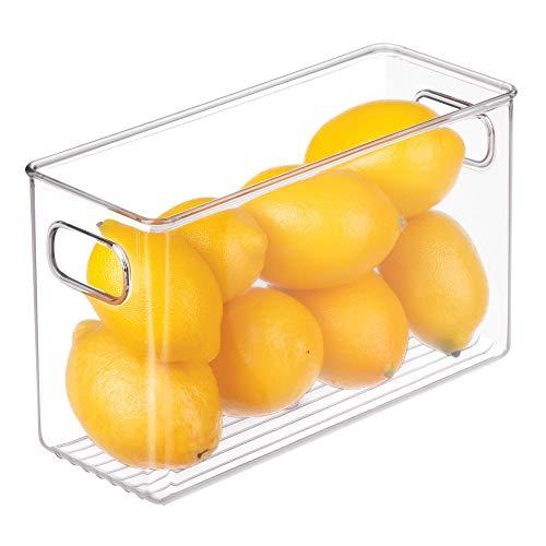 iDesign Aufbewahrungsbox – mittelgroßer Küchen Organizer rechteckig