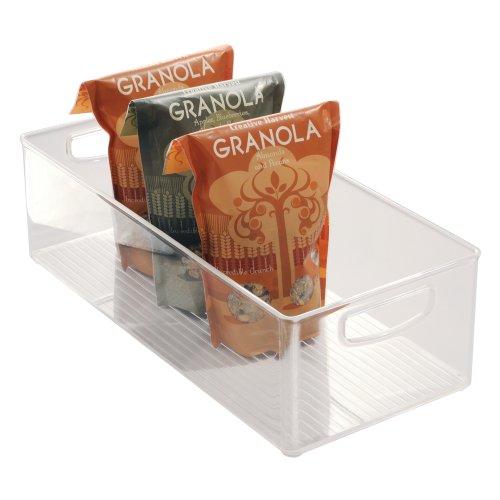 iDesign Aufbewahrungsbox – Küchen Organizer – groß und tief