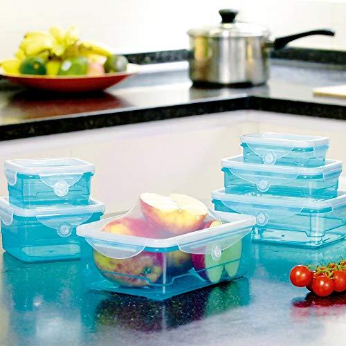 Lunchbox to go Fresh & Clik – 6er Set